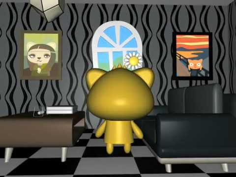 3D Pet Society (Facebook flash game)