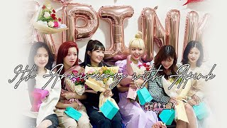 """""""this is just the beginning for apink"""" — apink 9th anniversary • 에이핑크 9주년"""