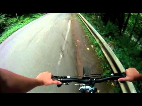 Mountain biking (Portland Oregon)