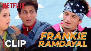 Frankie Ramdayal | Funny Scene | Shah Rukh Khan | Kal Ho Naa Ho | Netflix India