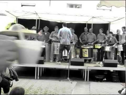 Samba Ole beim Brasilia Fest