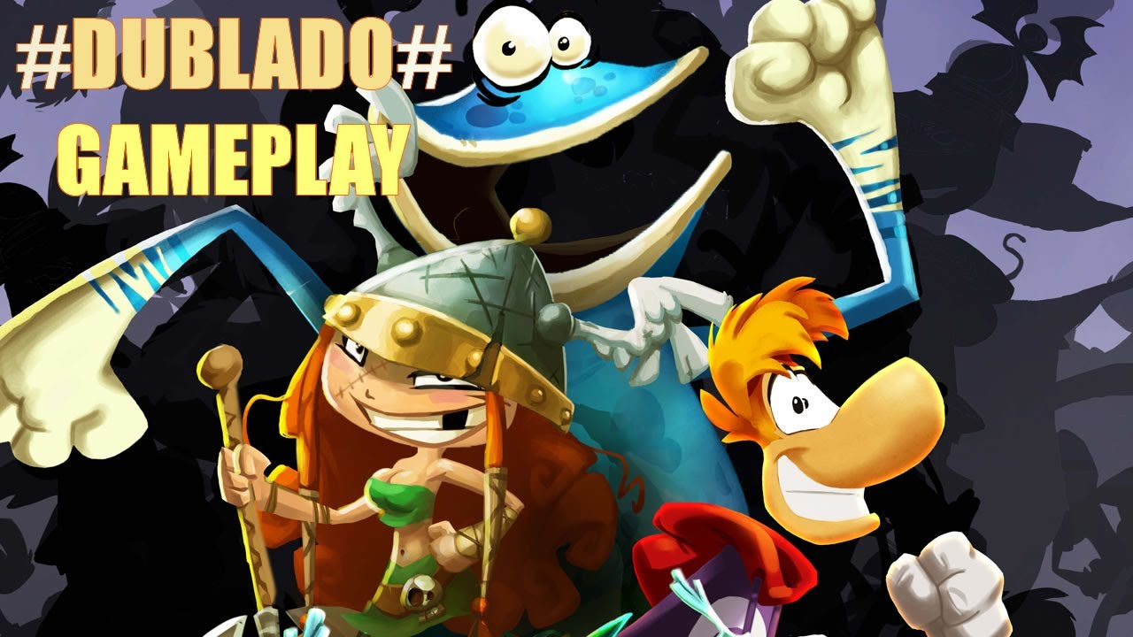 Filme Rayman regarding rayman legends pc dublado gameplay primeiros minutos - youtube