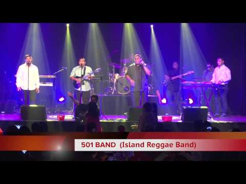 501 Band Performance @ Heart & Hand For Ha'apai