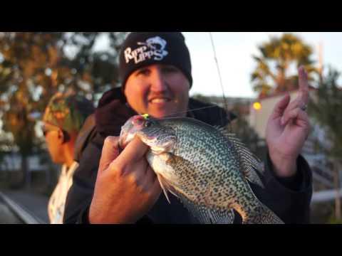 Crappie fishing, CA Delta LTB Panfish Box Nov!