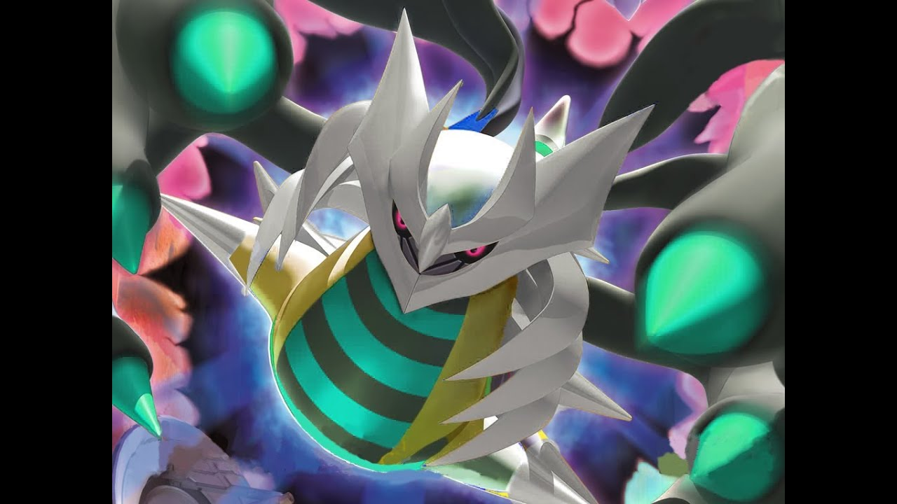 SHTC-ISHC 2013]2nd Shiny Giratina (Origin form) after 3626 SR's ...