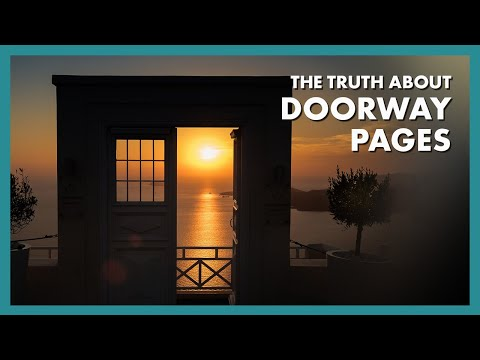 The Truth About Doorway Pages
