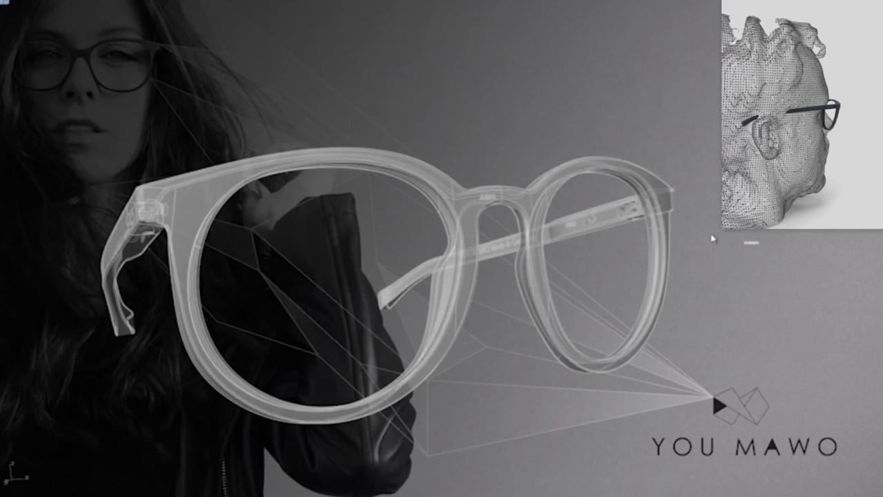 You Mawo | Brillen aus dem 3D-Drucker | Made in Germany - YouTube