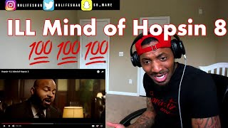 First Reaction! | Hopsin - ILL Mind of Hopsin 8 | REACTION