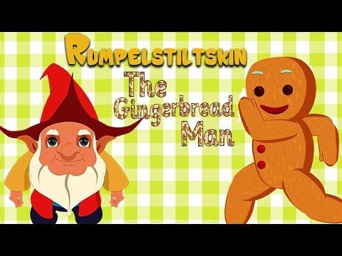 The Gingerbread Man | Rumpelstiltskin - Compilation - Animated Fairy Tales for Children