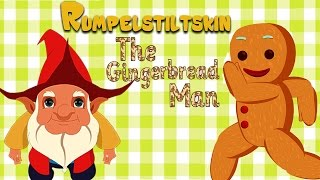 The Gingerbread Man | Rumpelstiltskin  Compilation  Animated Fairy Tales for Children
