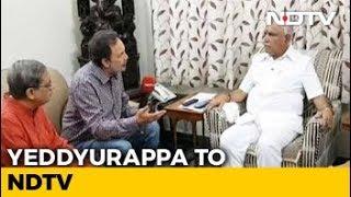 """It's A Crucial Time"": Yeddyurappa On Janaradhana Reddy Campaigning For BJP"