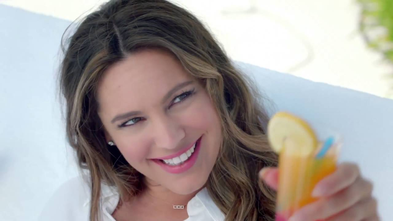 Skechers Air Cooled Memory Foam Commercial with Kelly Brook