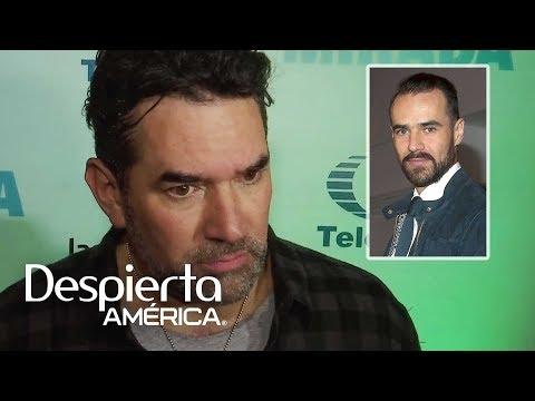 Eduardo Santamarina reacciona así cuando le hablan de Jorge Poza