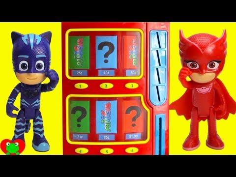 PJ Masks Vending Machine Surprises