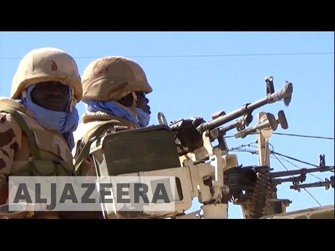 Thumbnail: UN troops use locals in Mali peacekeeping mission