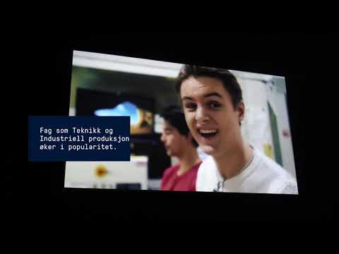 Teknologiseminar for 10. klassinger