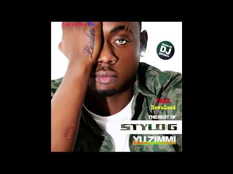 Yu zimme Stylo G official mix  CD vol2 mix by Dj Infinity (Ghetto fabulous Sound)