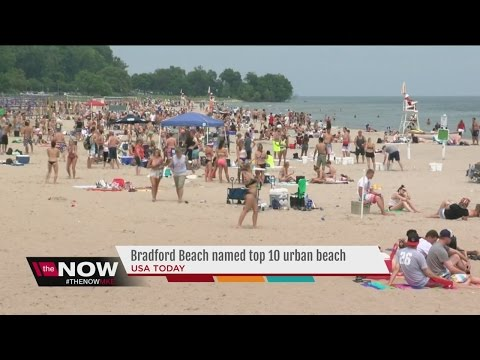 Bradford Beach Ranked Among Best In Country