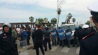San Nicola 2016,  forze dell'ordine contro abusivi
