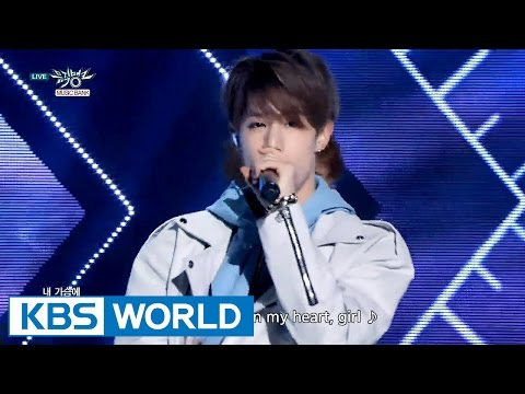 GOT7 - Fly [Music Bank HOT Stage / 2016.04.08]