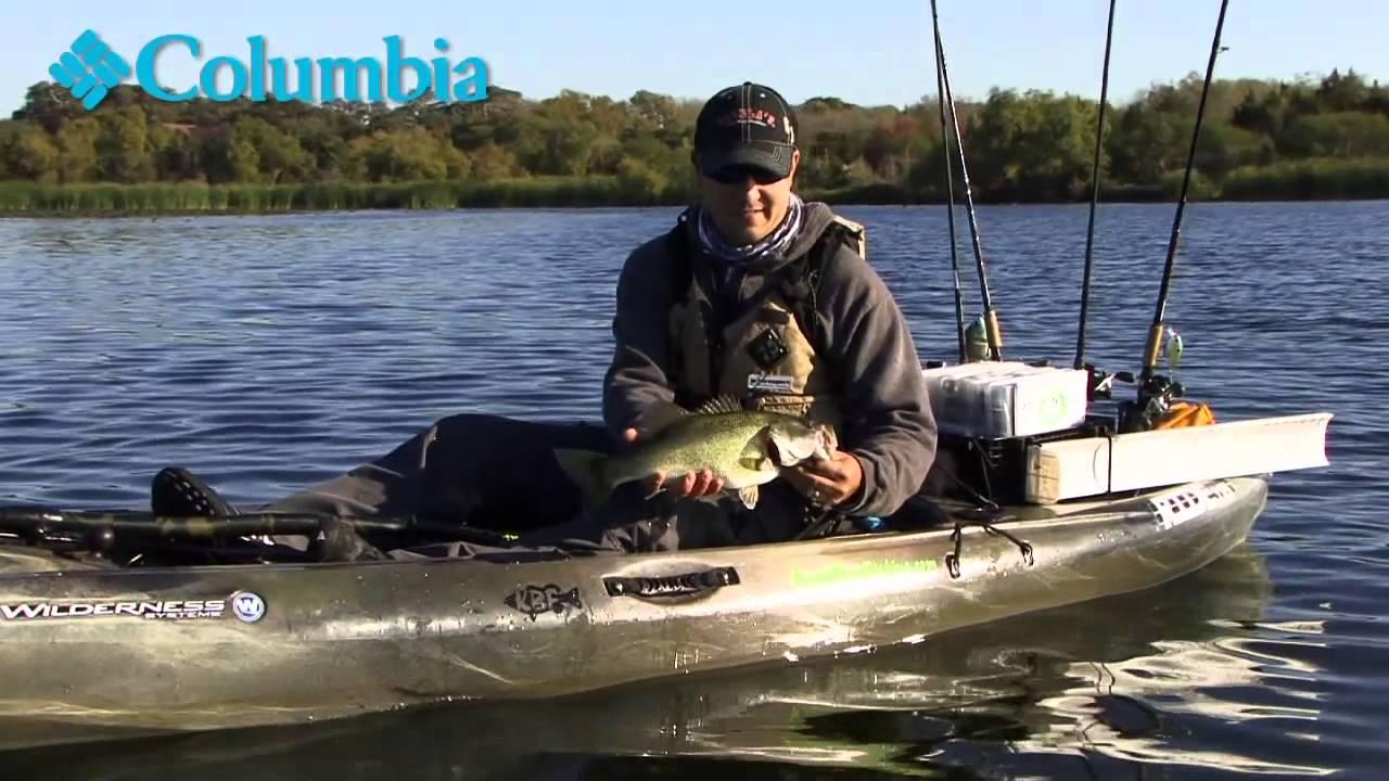 Kayak fishing fayette county lake texas youtube for Youtube kayak fishing