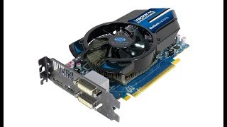 Обзор Sapphire Radeon HD5750 1GB