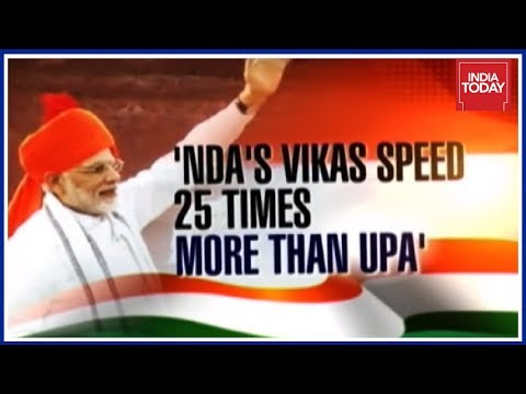PM Modi's Big Promises To Indians During His Independence Day Speech