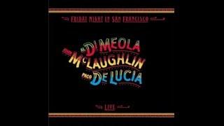 Al Di Meola, Paco De Lucia, John Mclaughlin - Mediterranean Sundance