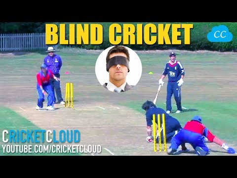 BLIND Cricket Match !! Motivational !!