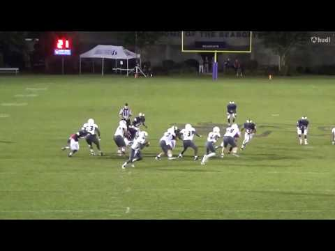 Most Elusive WR In High School Football || Tift County WR Tift County Career Highlights OGG ᴴᴰ