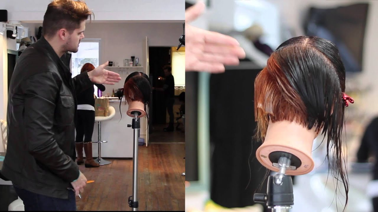 STEP 9 - 14 Steps to becoming a better haircutter - CROSS CHECKING IS IMPORTANT!