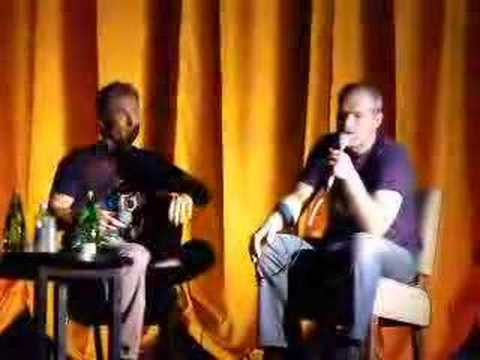 Uwe Boll and Zack Ward talking about Postal (Part 4)
