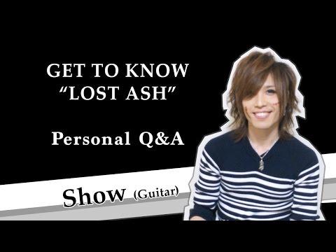 LOST ASH 「GET
