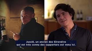 VIDEO: Les Girondins et le vignoble, liés par l'Histoire !