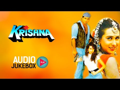 Krishna Audio Songs Jukebox | Sunil Shetty, Karisma Kapoor | Superhit Hindi Songs