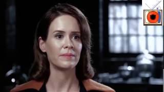 Behind The Scenes American Horror Story - Asylum- 2x02 -tricks And Treats- Original