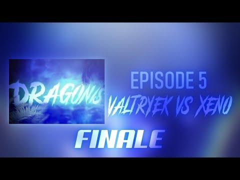 (FINALE) Dragonis Origins S01E05: Valtryek vs Xeno