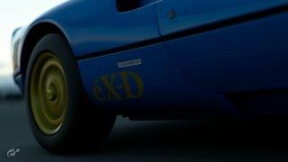 Lisa Sakakino Lancia Stratos (Ferrari GTO)