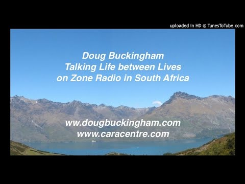 Talking Life Between Lives on Zone Radio, South Africa