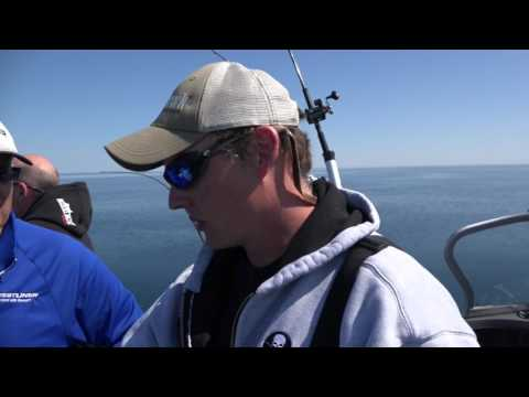 Catching Coho Salmon In Holland, MI! Season 2 - Episode #4