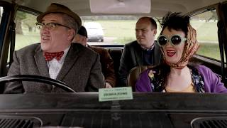 Count Arthur Strong goes to a safari park