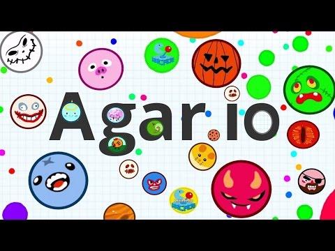 Agar.io Mobile Unlock All Premium Skins Agario Funny Moments - (Agar.io Mobile iOS/Android)