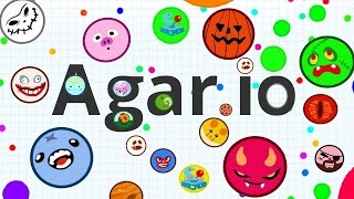 Agar.io Mobile Unlock All Premium Skins Agario Funny Moments - (Agar.io Mobile iOS/Android)