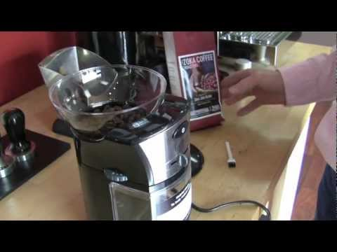 Crew Review: Capresso Burr Coffee Grinder