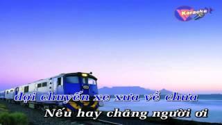 karaoke HD, Nhạc Trữ Tình Chọn Lọc - Chuyến Tàu Hoàng Hôn