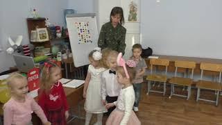 Открытый урок в школе творчества. Декабрь 2018