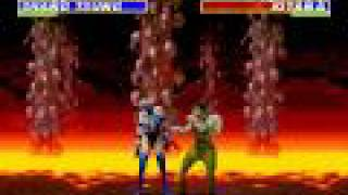 Mega Drive Longplay [029] Ultimate Mortal Kombat 3