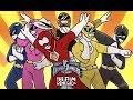 Film Renegado - Power Rangers: La Película (1995)