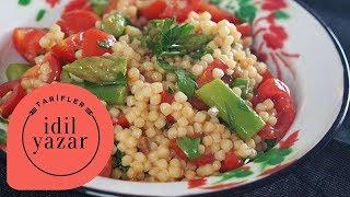 Kuskus Salatası - İdil Tatari - Yemek Tarifleri
