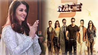 Baixar Aishwarya Rai Reaction ON Race 3 Trailer Salman khan